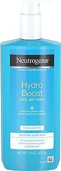 Neutrogena Hydro Boost Fragrance-free Hydrating Body Gel Cream