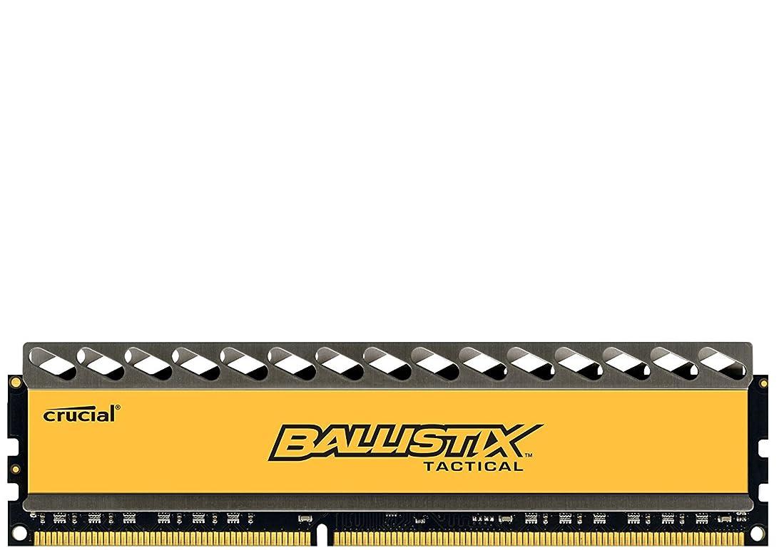 登場生きている懸念Ballistix Tactical 16GB Kit (4GBx4) DDR3 1600 MT/s (PC3-12800) UDIMM 240-Pin Memory - BLT4CP4G3D1608DT1TX0 [並行輸入品]