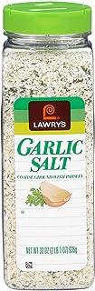 Lawry's Garlic Salt, 33.0 Ounce