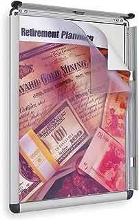 Quartet Improv Lobby Clip Frame Sign, 18 x 24 Inches, Aluminum Frame (CF2418)