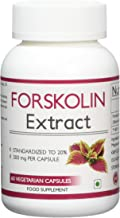 Health First Forskolin for Healthy Weight Loss Blood Sugar Support Highest Strength in market 100 Pure Natural Fat Burner standardised to 20 coleous extract 500 Mg 60 Capsules 2X Strength 20 Standardized Insta Belly Fat reducer Verified Pure Coleus Forskohlii Extract for Weight Loss – Shown to Rapidly Burn Fat Increase Metabolism – Supplement for Men Women – No Negative Side Effects Estimated Price : £ 15,99