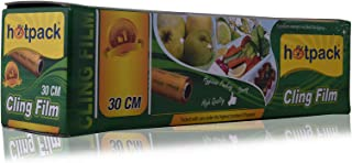 Hotpack Disposable Food wrap cling film- 300 MTR - 1 Roll