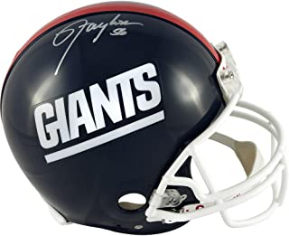 Lawrence Taylor New York Giants Autographed Pro-Line Riddell Authentic Helmet - Fanatics Authentic Certified