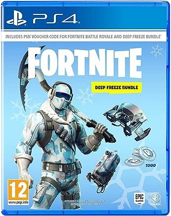 FORTNITE: DEEP FREEZE BUNDLE PlayStation 4 by Epic Games