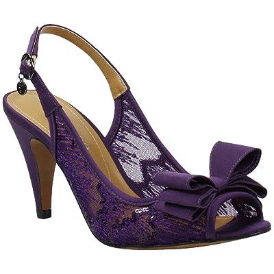 J. Renee Eponine (Purple Sequin) Women