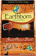 Earthborn Holistic Great Plains Feast Grain Free Dry Dog Food, 5 Lb.