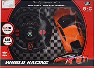 My kids' racing car with Remote control suitable for 3 years old