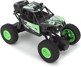Frontwalk Remote Control Monster Like Rock Crawler Toy Sports Car and Remote Control Speed with Gun Remote