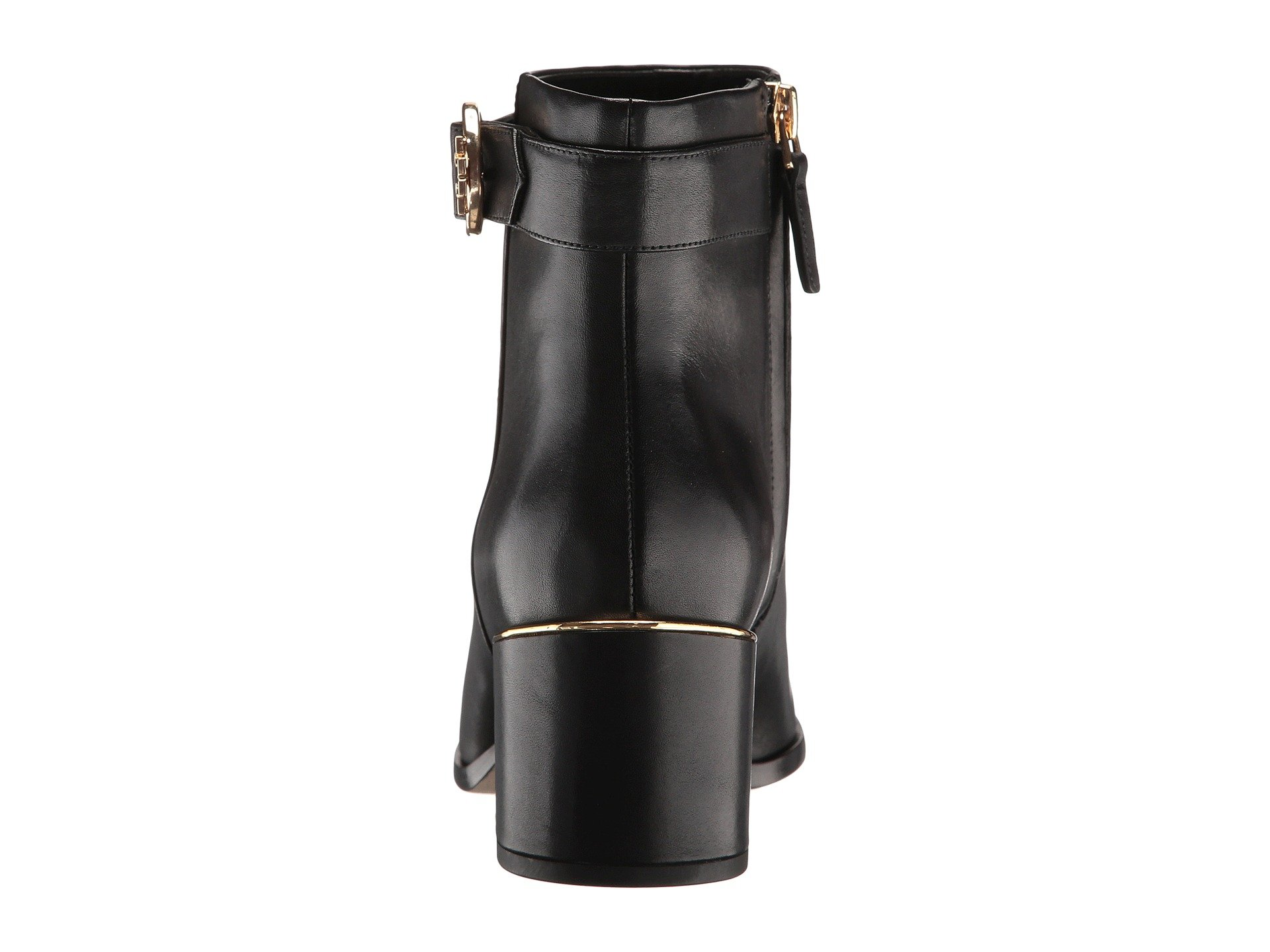 bcbb6e3d7e8 Shop Tory Burch Sofia 60Mm Dress Bootie In Black
