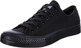 Huili Women's Fashion Canvas Sneakers Low Cut Lace UPS Casual Shoes.