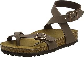birkenstock yara sandals in brown