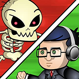 Nasty Monsters vs Angry Video Game Nerd – Avoid sinister creatures like nosferatu, banshee, hag, pumpkin head, antichrist, omen, infected corpse, obsessed, lucifer, necromancer, incubus, wraith, soulless, cannibal, chupacabra, gargoyle, sasquatch