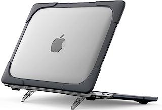 """Procase Funda para MacBook Pro 13"""" M1 A2338 A2289 A2251 2020, Estuche Duro y Delgado de Doble Capa con Soporte Adicional P..."""