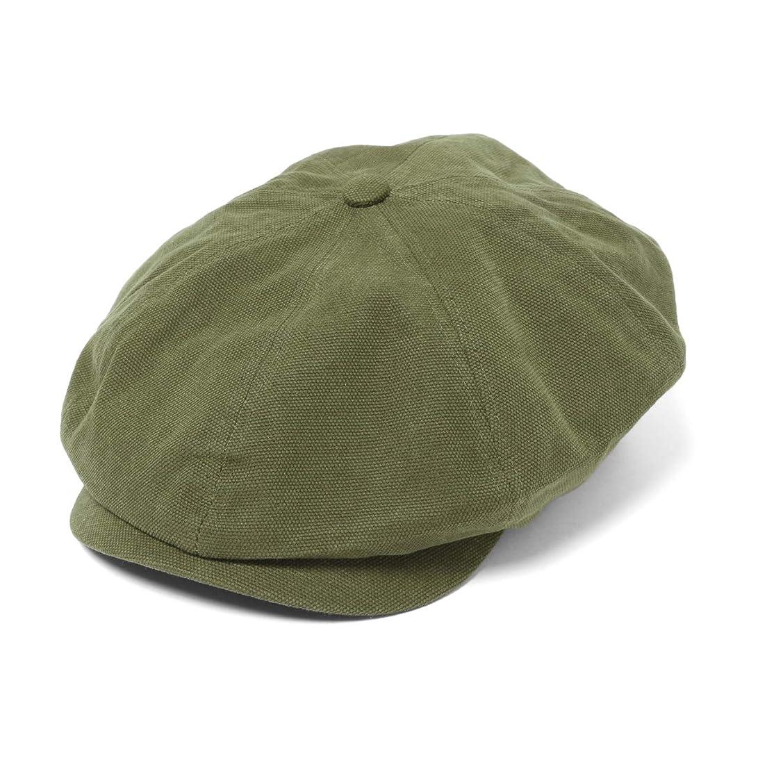 もつれ技術尽きる[エムエイチエー] M.H.A.style ハンターキャス キャスケット メンズ(無地) ハンチング帽 キャップ 20860