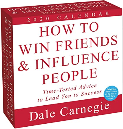 How Win Friend Influ People 2020 Day Cal