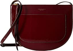 Piper Saddle Large Crossbody