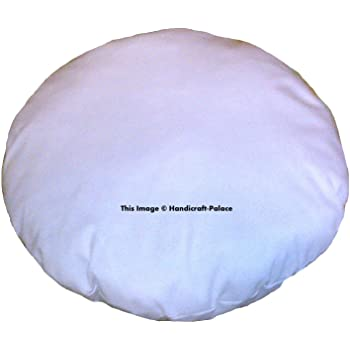 How to Make Round Pillow Form: In 4