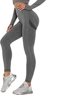 DUROFIT Push Up Legging Sport Femme Anti Cellulite Pantalon Compression Yoga Pants Butt Lift Collant Taille Haute Fitness ...