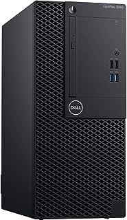 Dell Optiplex 3060 Intel i5-8500 3.0 جيجاهرتز ذاكرة تخزين مؤقت 9 ميجابايت 6 نواة ، بطاقة رسومات إنتل UHD Graphics H370 ، 4 جيجابايت DDR4-2666 ، 1 تيرابايت