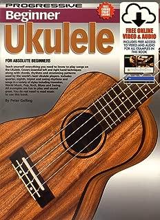 11888 - Progressive Beginner Ukulele - Book/Online Audio