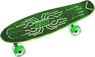 Neon Hype Skateboard - 100789, Green