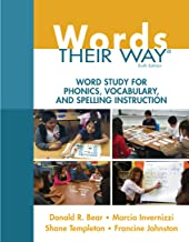 Words Their Way: Word Study for Phonics, Vocabulary, and Spelling Instruction (2-downloads) (Words Their Way Series)