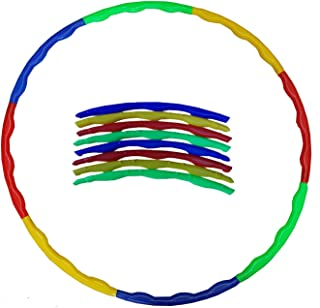SahiBUY Hula Hoop Toy (Multicolor)