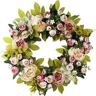 Best beautiful summer wreaths Reviews