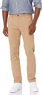 Men's Slim-Fit Casual Stretch Khaki