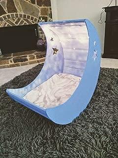 Half moon bassinet
