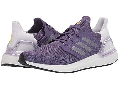 adidas Running Ultraboost 20 (Tech Purple/Silver Metallic/Footwear White) Women