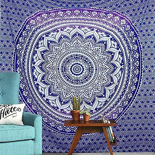 73cm-230cm Tapiz impreso Retro para colgar en la pared, decoración del hogar, toalla de playa, manta de picnic, tapiz de lijado de gran tamaño