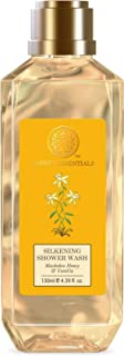 Forest Essentials Silkening Shower Wash Mashobra Honey & Vanilla 130ml (Body Wash)