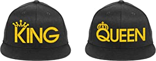 I-Mall King & Queen, Couple Matching, Snapback Hats