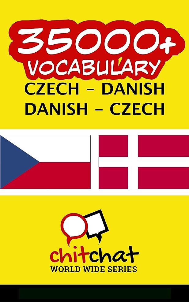 異なる収益感嘆符35000+ Czech - Danish Danish - Czech Vocabulary (English Edition)