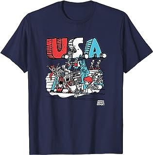 Schoolhouse Rock USA T-Shirt
