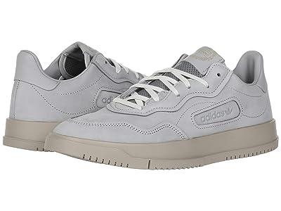 adidas Originals SC Premiere (Grey/Grey/Light Brown) Men