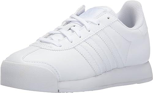 Adidas Samoa J Jeunesse US US US 6.5 Blanc paniers 838