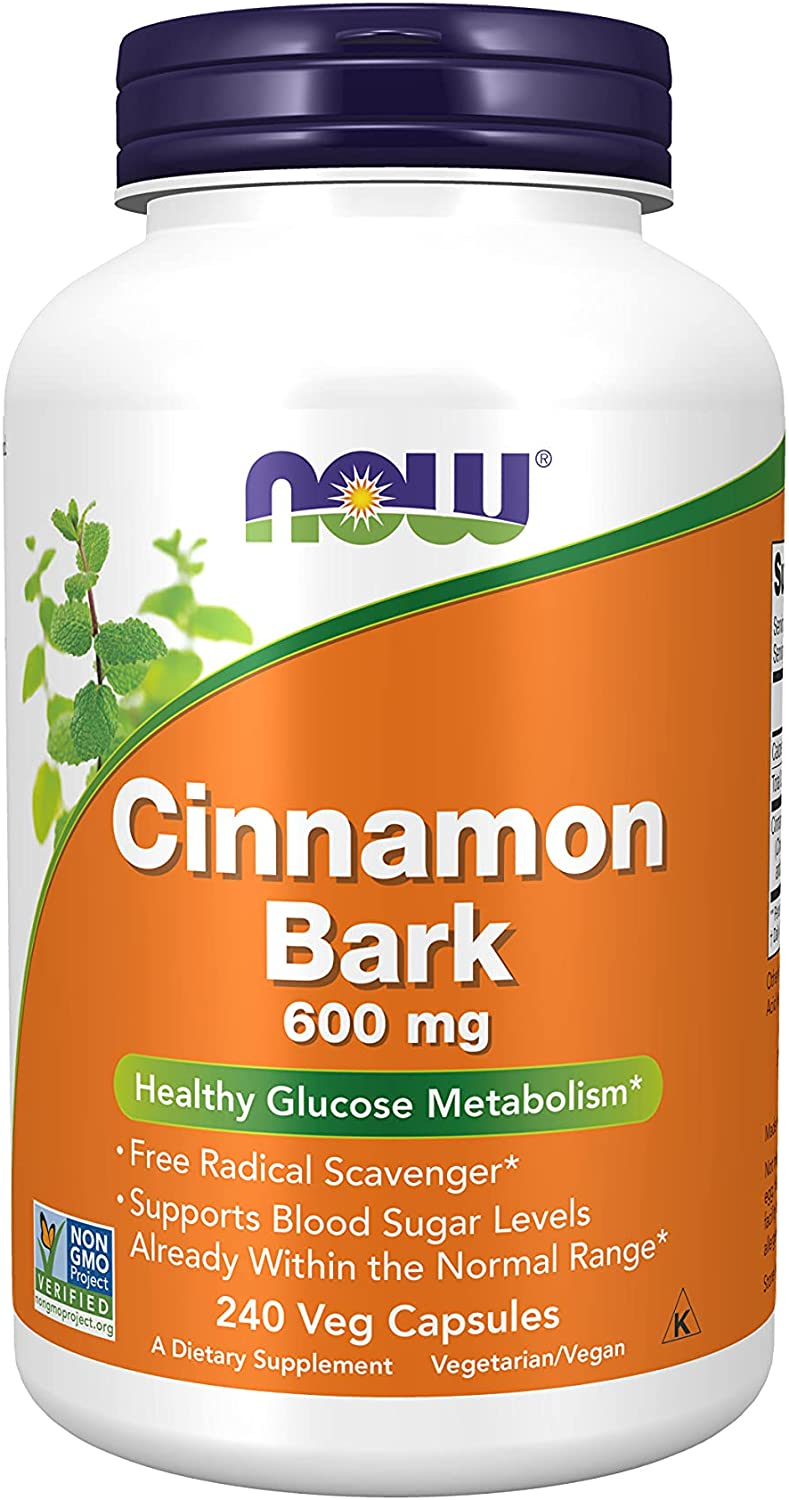 Now Foods Supplements Cinnamon Bark mg Ranking TOP2 Ver Max 65% OFF Project 600 Non-GMO