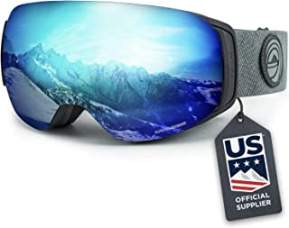 Wildhorn Roca Snowboard & Ski Goggles – US Ski Team Official Supplier –..