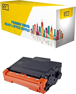 New York Toner New Compatible 1 Pack High Yield Toner for Brother TN580 - MFC Multifunction Printers : MFC-8460N - Black