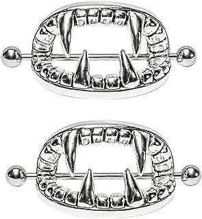 Best nipple rings teeth Reviews