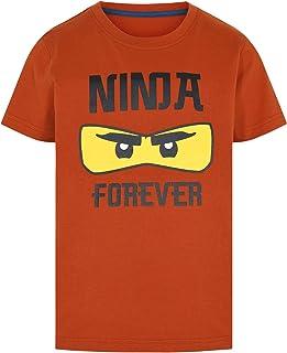 LEGO pojkar LEGO Ninjago Jungen T-Shirt T-tröja