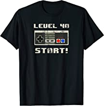 Level 40 Complete Unlocked Video Game 40th Birthday 1979