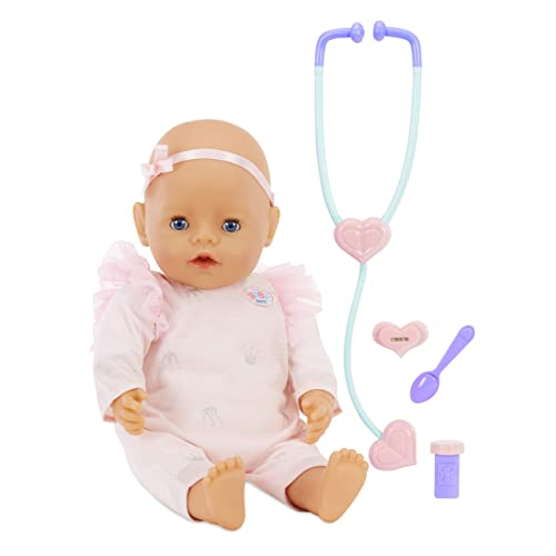 DREAM COLLECTION Baby Doll with Medical Set Family Games America
