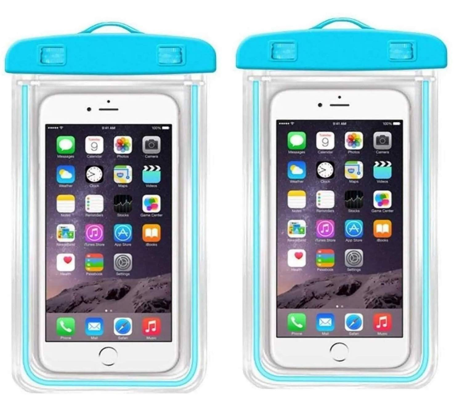 IONIX Pouch Case For All Android and iPhone Models ( Plastic|Multi-coloured  ) : Amazon.in: Electronics
