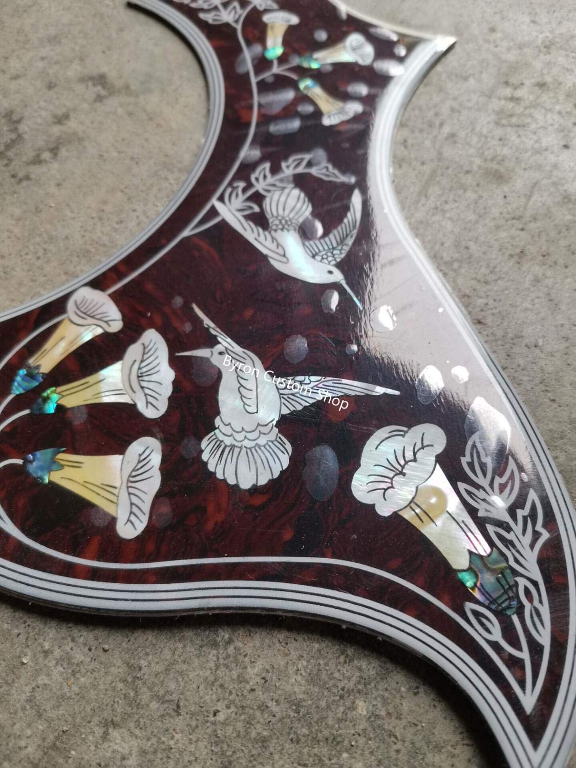 price Guitar 2mm All items in the store Thickness Original Handmade top Custom Cellul Quality