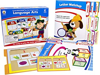 Carson Dellosa Language Arts File Folder Game (140309)