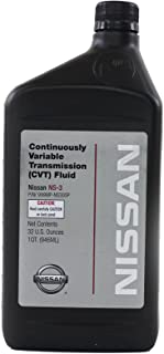 Genuine Fluid (999MP-NS300P) NS-3 Continuously Variable Transmission Fluid - 1 Quart