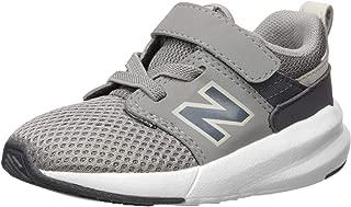 New Balance Kids' 009 V1 Hook and Loop Sneaker
